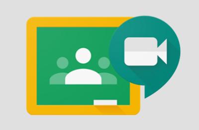 Google Meet & Google Classroom